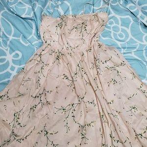 Express Spring Maxi Dress